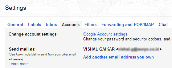 Google-account-settings