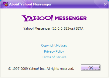 yahoo-messenger-10-beta-about