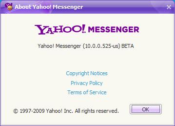 yahoo-messenger-10-beta-about