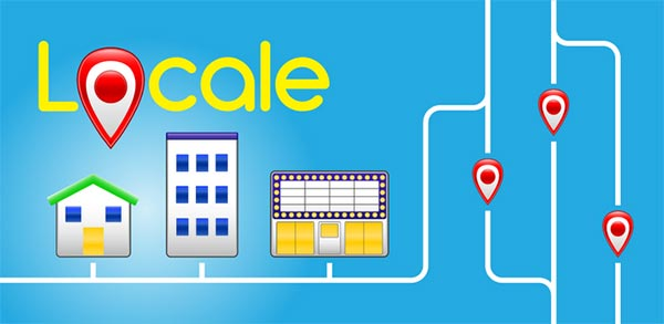 locale location-aware apps