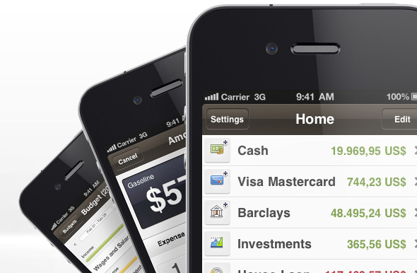iPhone Finance Apps