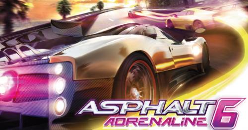 Asphalt 6 HD