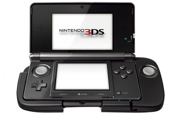 Nintendo 3DS Slide Pad