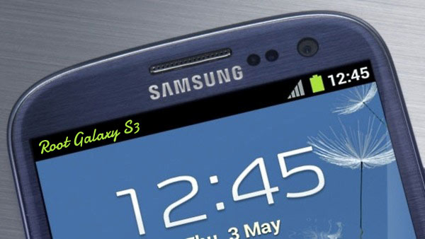 Root Samsung Galaxy S3