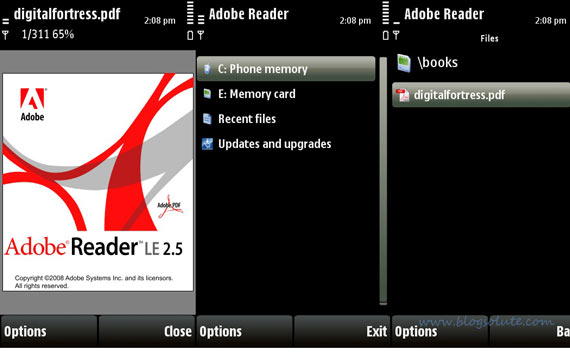 adobe reader free Top Five Highly Rated Mobile Apps of 2012