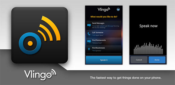 vlingo Top Five Highly Rated Mobile Apps of 2012