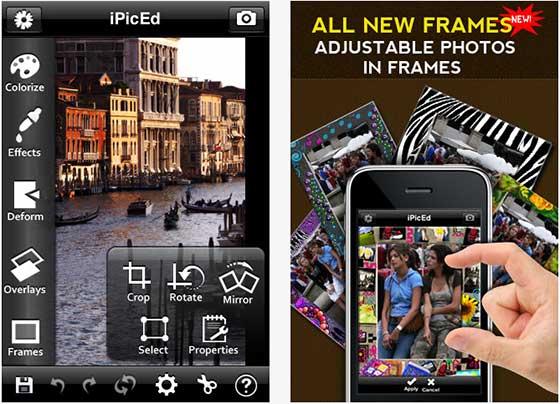 iPicEd-Photo-Editor
