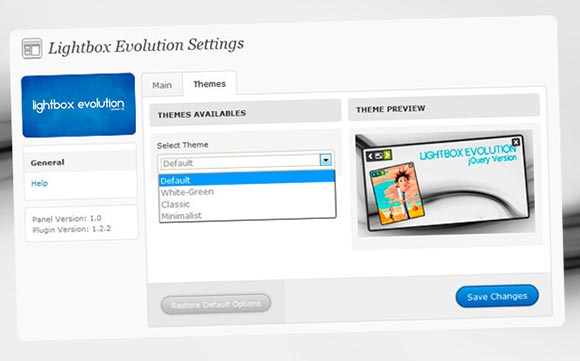 Lightbox-Evolution-for-WordPress