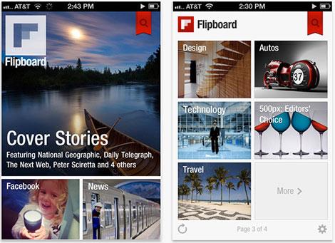 flipboard-iphone 5