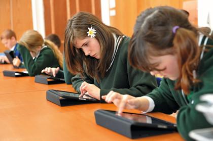 iPad apps students