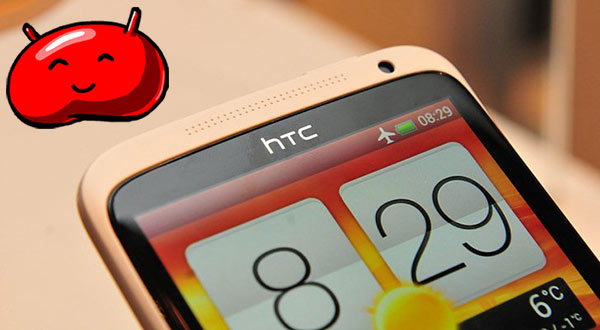 Jelly Bean for HTC One X