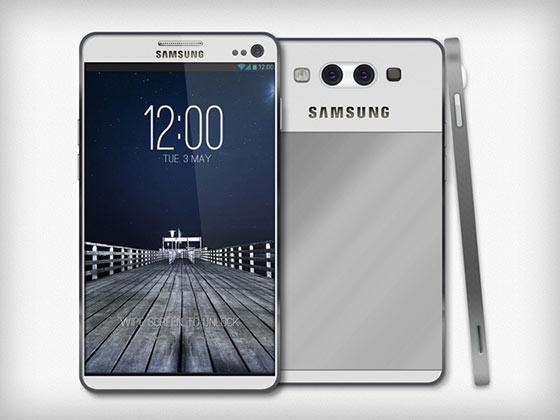 Samsung Galaxy S4 mwc 2013