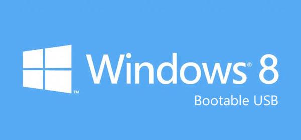Windows 8 Bootable USB