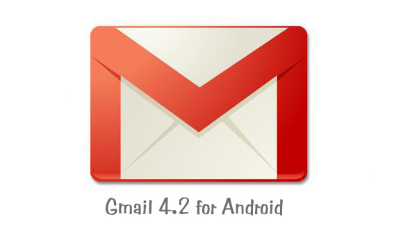 Gmail 4.2 for Android