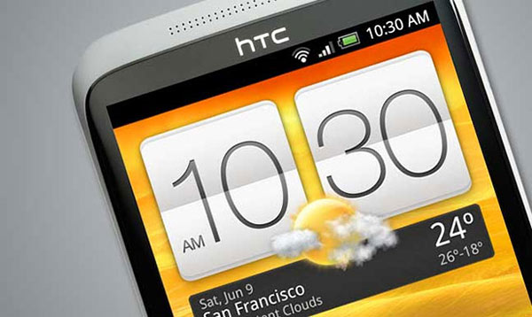 HTC One X apps
