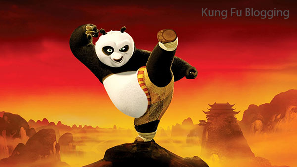 Kung Fu Blogging