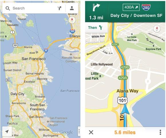 google_maps_iphone_screenshots