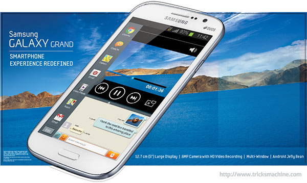 Galaxy Grand duos