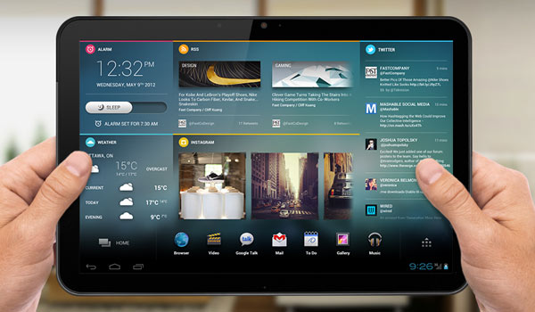 Social Apps for Android Tablets