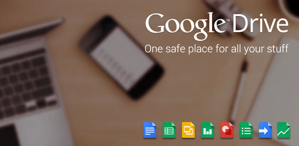 google-drive-for-android-app