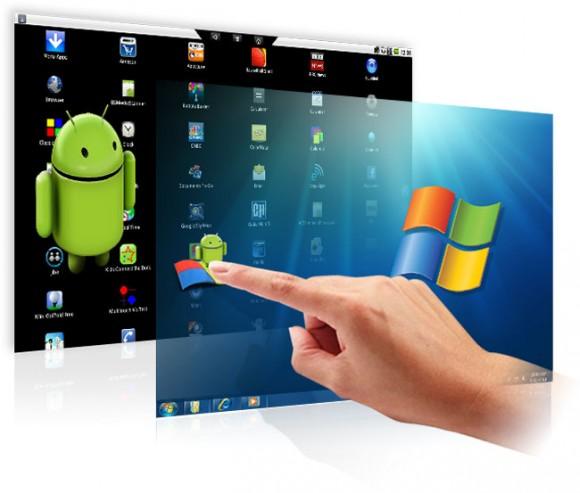 Android Emulator in Windows