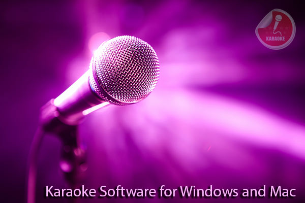 Karaoke Software for Windows