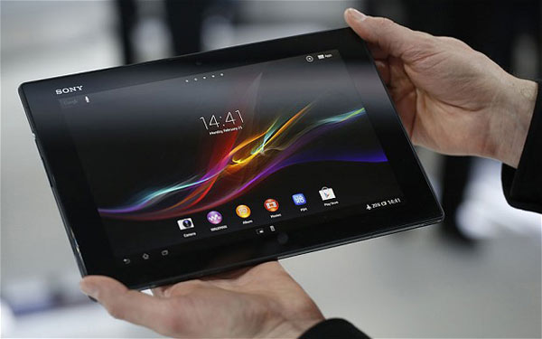 xperia tablet Z review