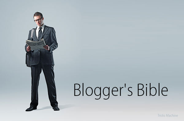 Bloggers-bible