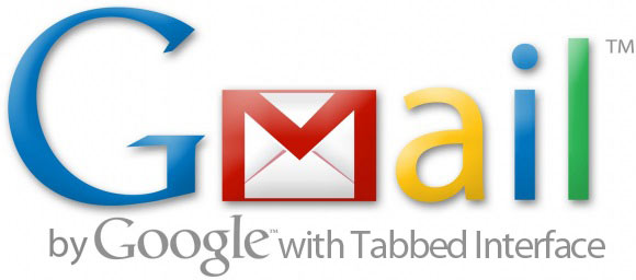 Google-gmail-with-tabbed-interface