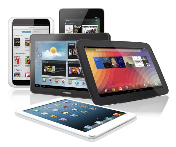 Emerging Trends in the Tablet
