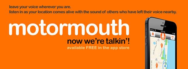 MotorMouth iOS app