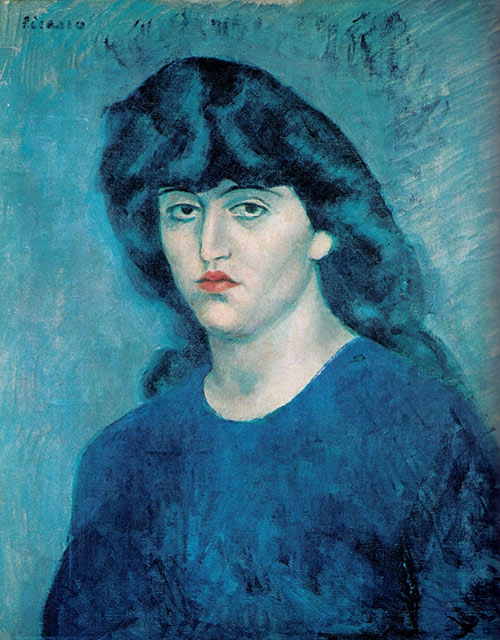 Blue-period-by-Pablo-Picasso
