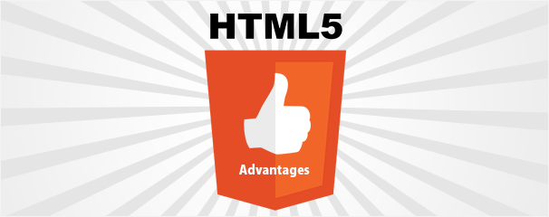 HTML5 advantages