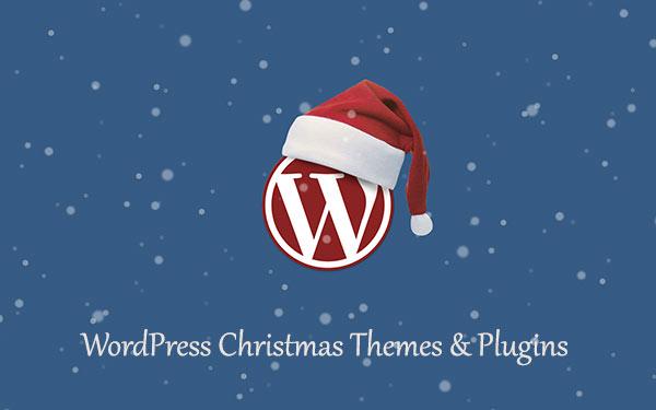 WordPress Christmas Themes & Plugins