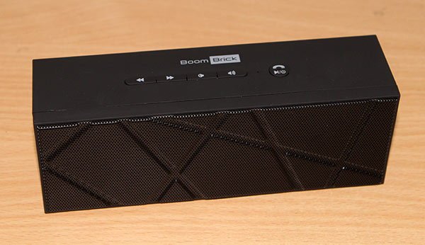 BoomBrick Wireless Bluetooth Speaker