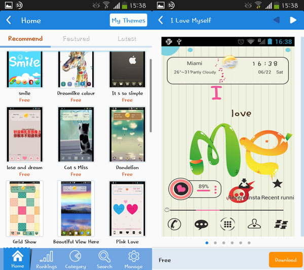 MoboLive-launcher-themes