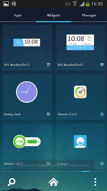 MoboLive-widget