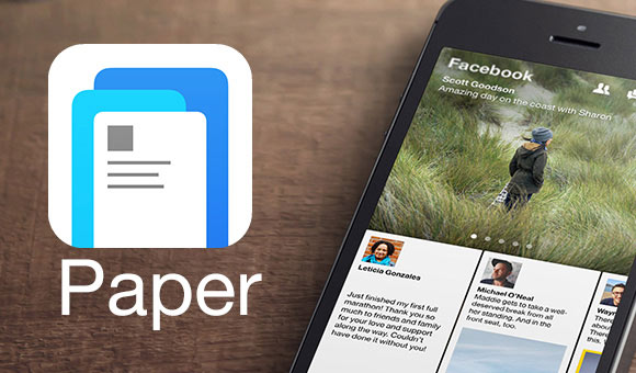 Install-Facebook Paper outside the US