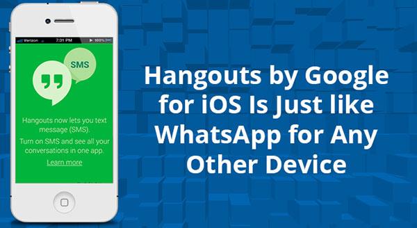 Hangouts-like-whatsapp