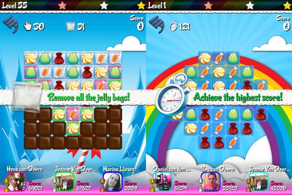 Sugar Crush HD Game review