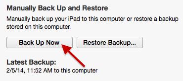 backup-iOS-device