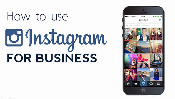 Instagram is good for your business