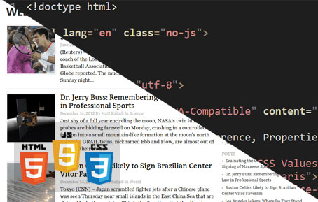 BlogPress-HTML5