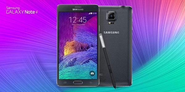 Samsung unveils Galaxy Note 4