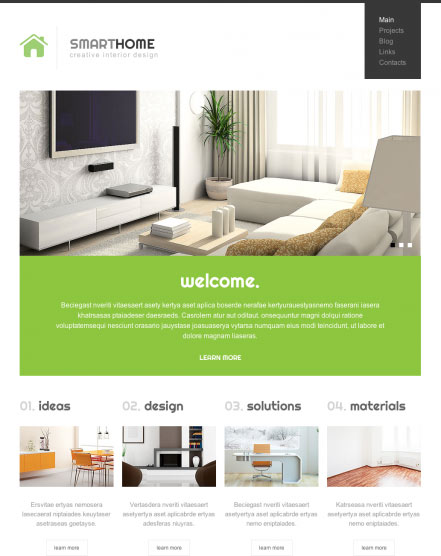 Smarthome-Architecture-Wordpress-Theme-Template