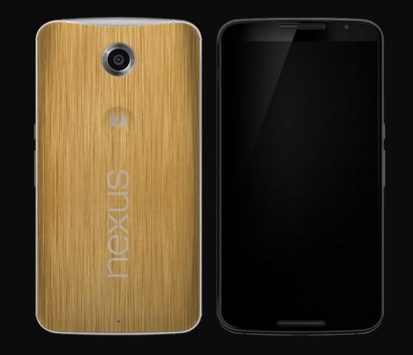 Nexus 6 Skin