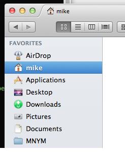 Color sidebar icons