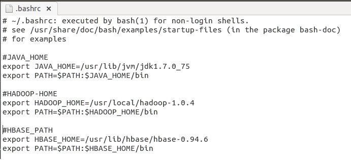 Installing HBase on Ubuntu Linux | Soft Tech Solutions