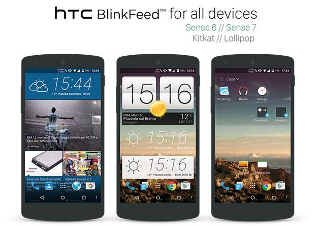 Blinkfeed-launcher