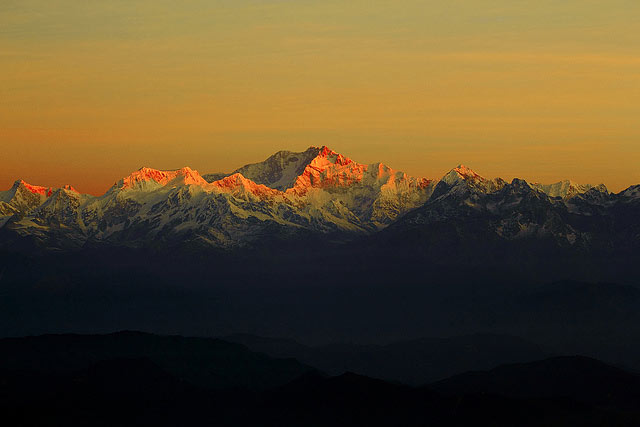 The-tiger-hill-Darjeeling